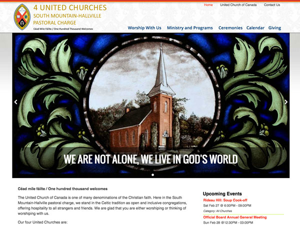 4 United Churches