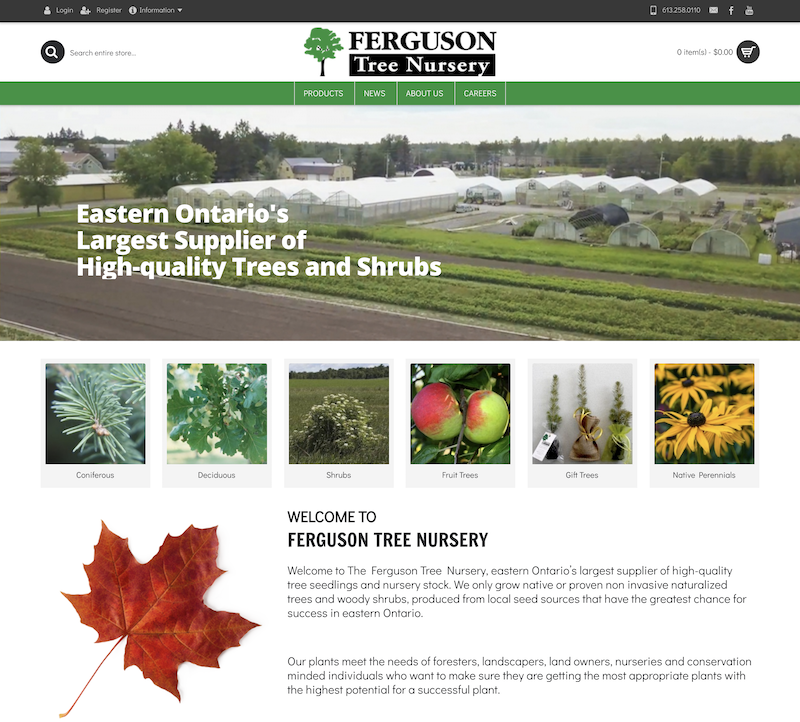 Ferguson Tree Nursery