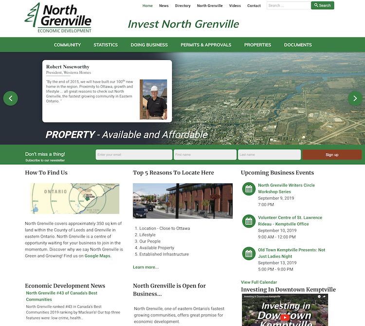 Invest North Grenville