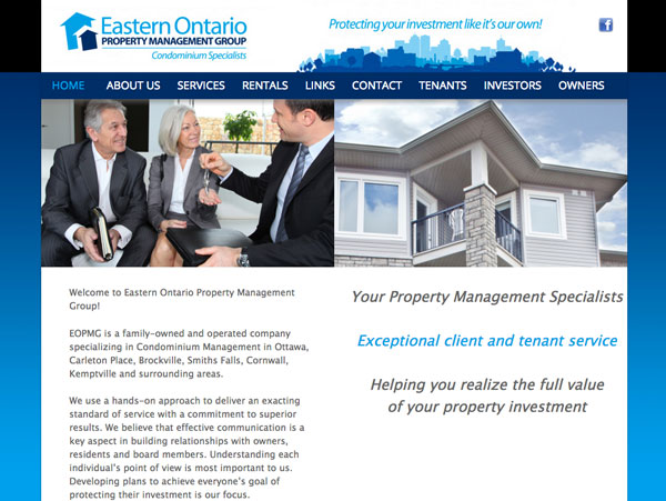 Eastern Ontario Property Management Group