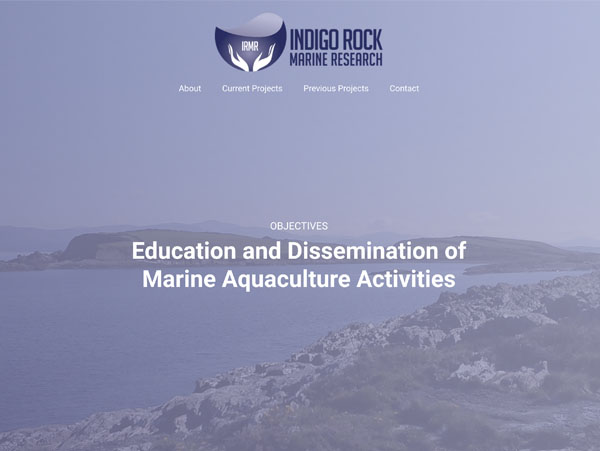 Indigo Rock Marine Research