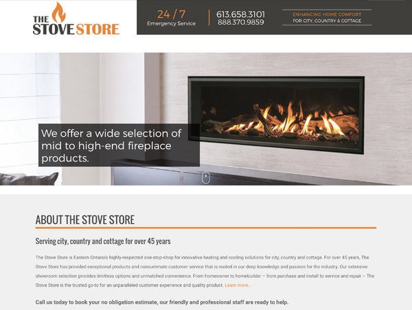 The Stove Store