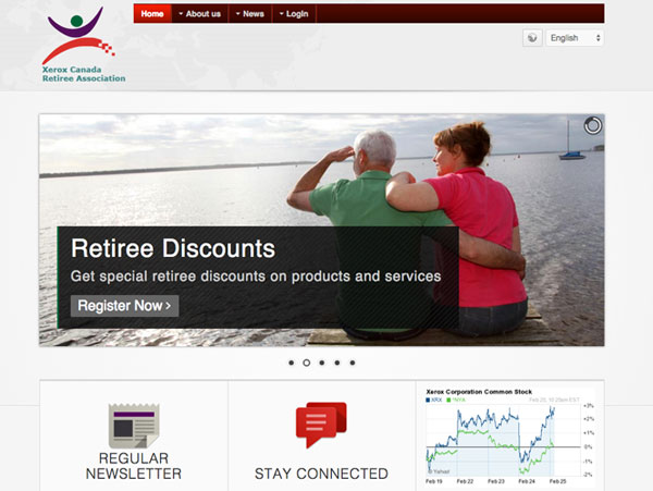 Xerox Canada Retiree Association